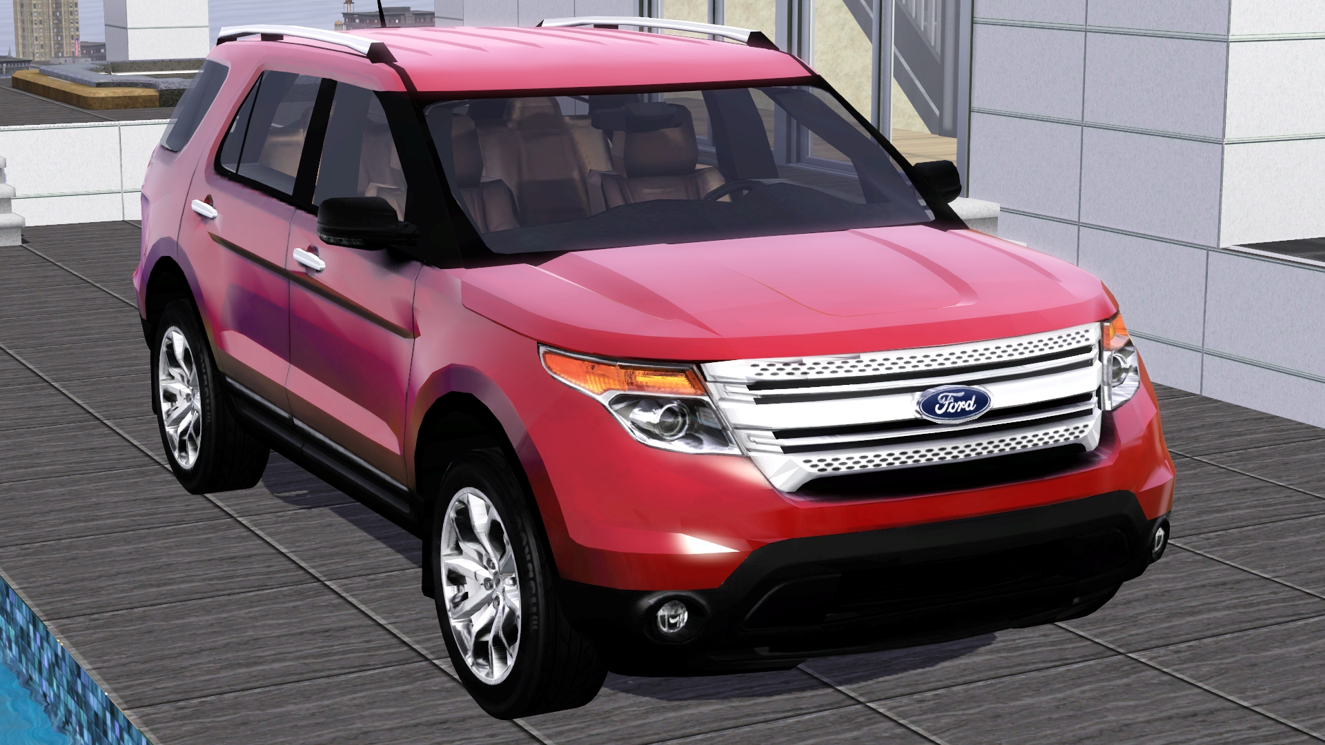 2012 Ford Explorer by Fresh-Prince