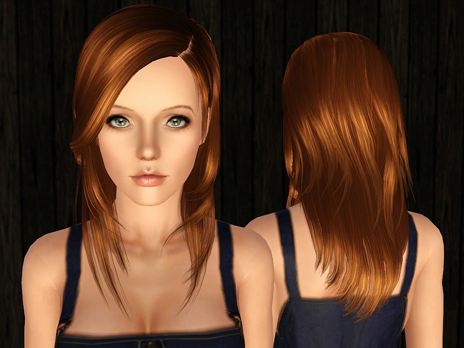 Peggy #828 Retextured от IN3S