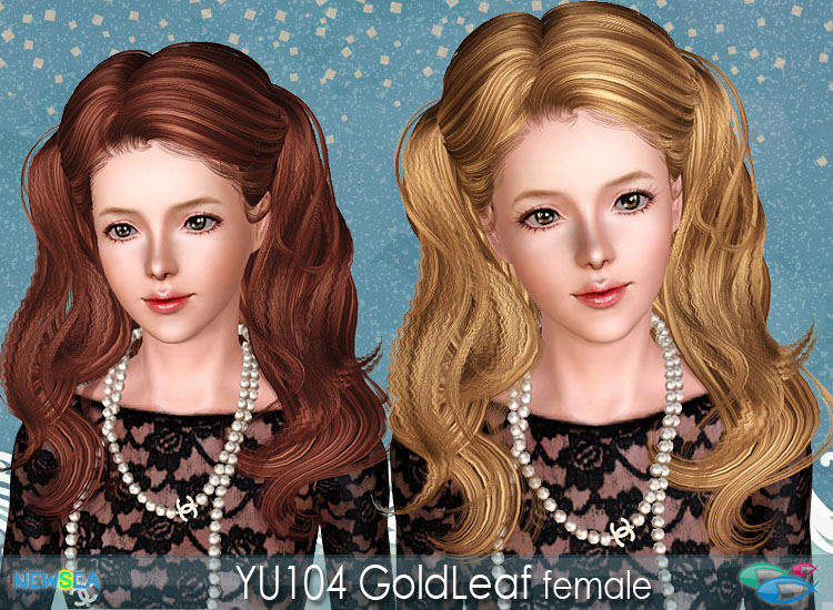 YU104 GoldLeaf by Newsea