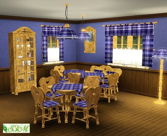 Bavaria diningroom by simmami