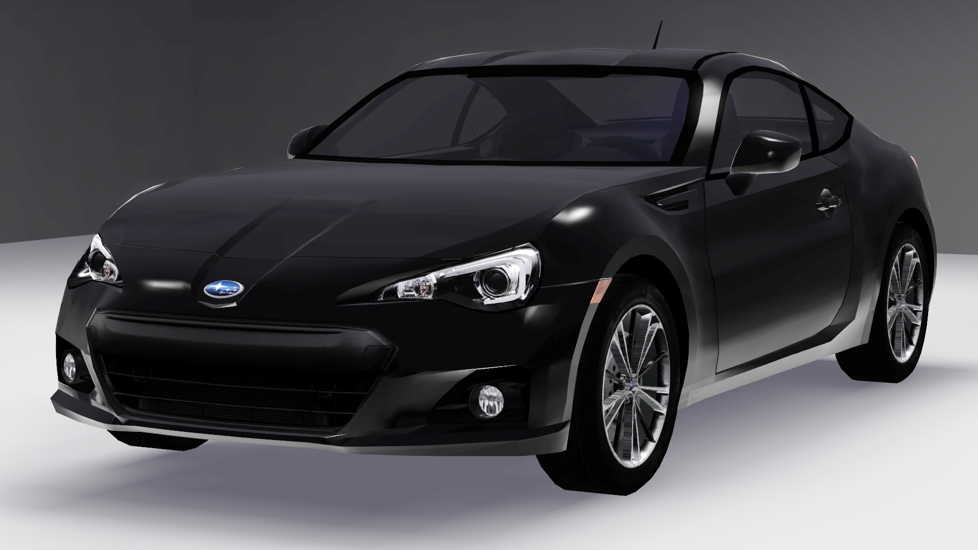 2013 Subaru BRZ by Fresh-Prince
