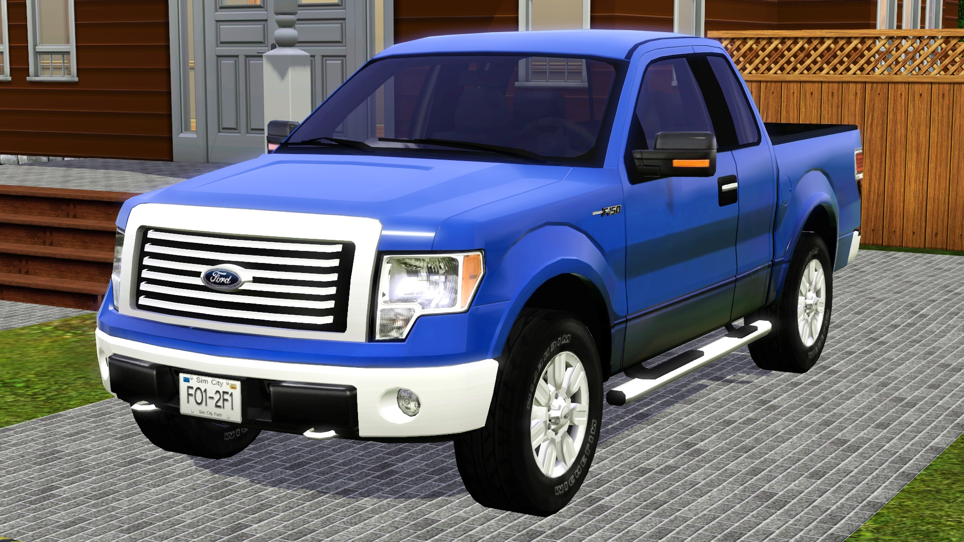 2012 Ford F-150 SuperCab by Fresh-Prince