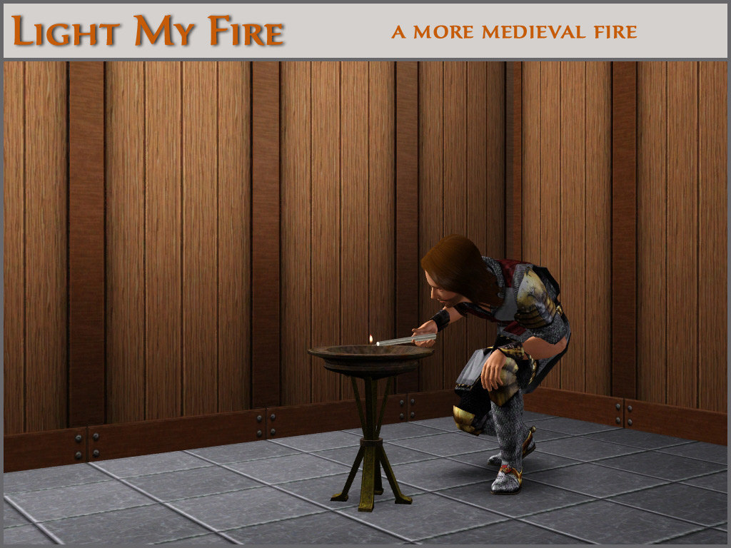 Light My Fire - Ye Olde Kingdom of Pudding by The Merrye Makers