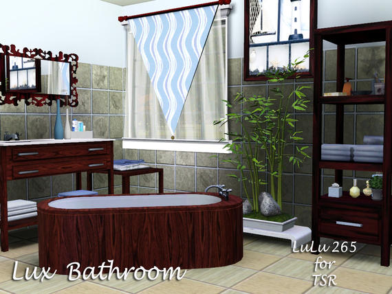 Lux Bathroom от Lulu265