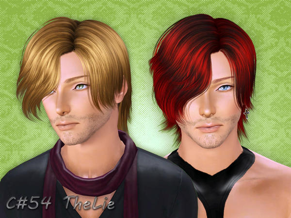 TheLie Hairstyle от Cazy