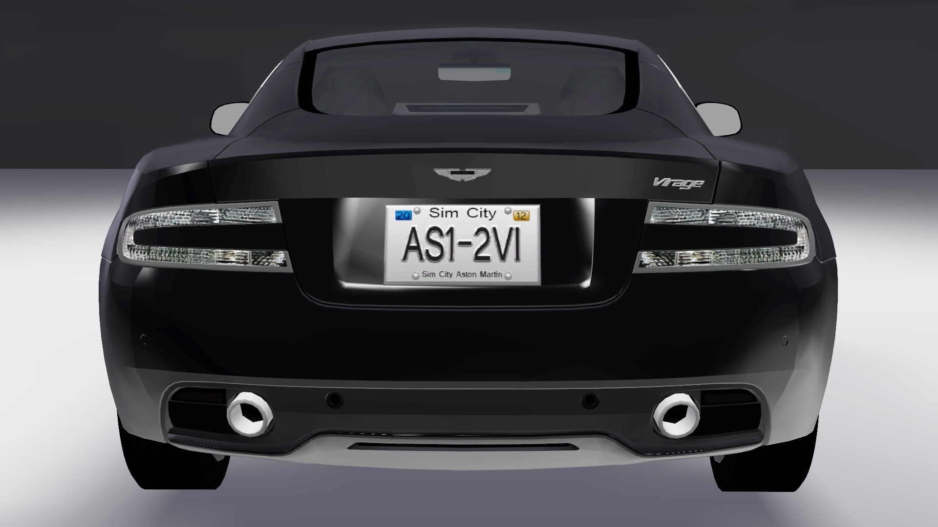 2012 Aston Virage by Fresh-Prince