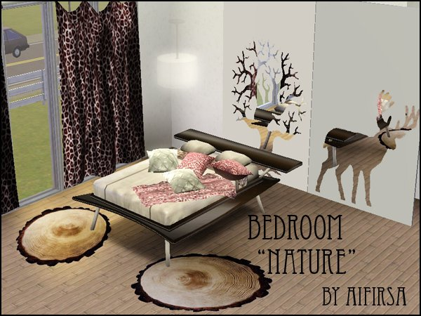Nature Bedroom Set by Aifirsa