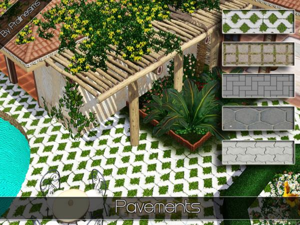 Pavements от Pralinesims