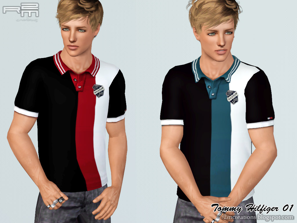 Polo Tommy Hilfiger by ReMaron