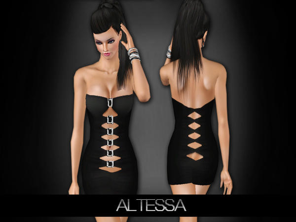Altessa Dress от Saliwa