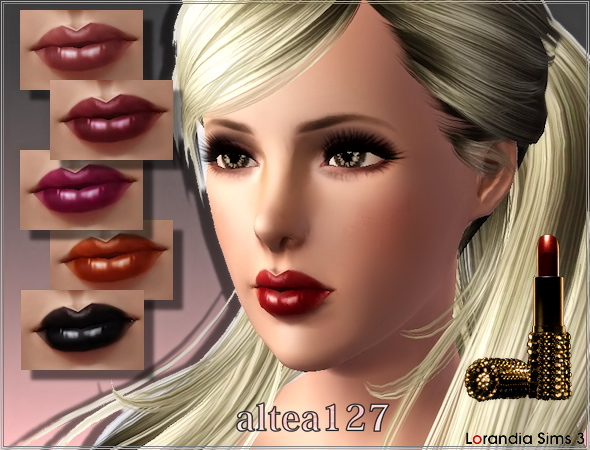 Cream lipstick by Altea127