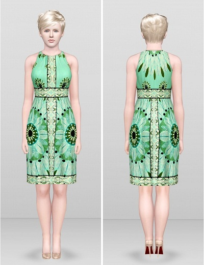 Patternism - New Dress by Rusty Nail