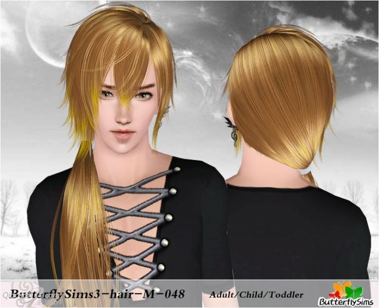 Hair048 by ButterflySims