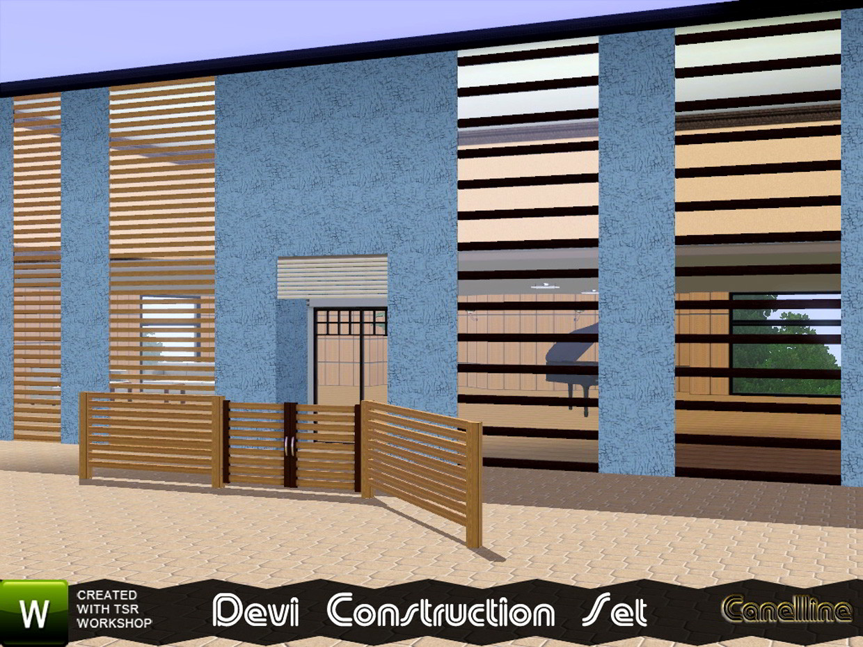 Devi Construction Set by Canelline