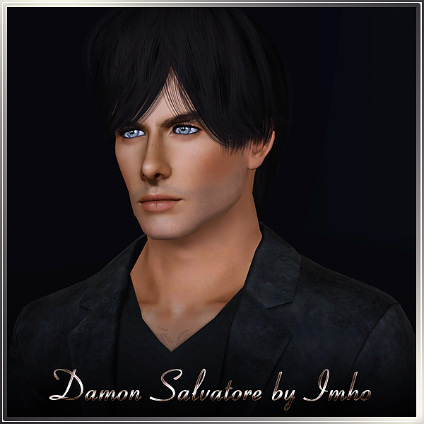 DAMON SALVATORE  by IMHO