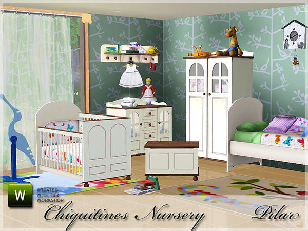 Chiquitines Nursery by Pilar