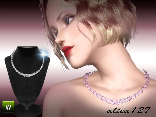 necklace Aida by Altea127