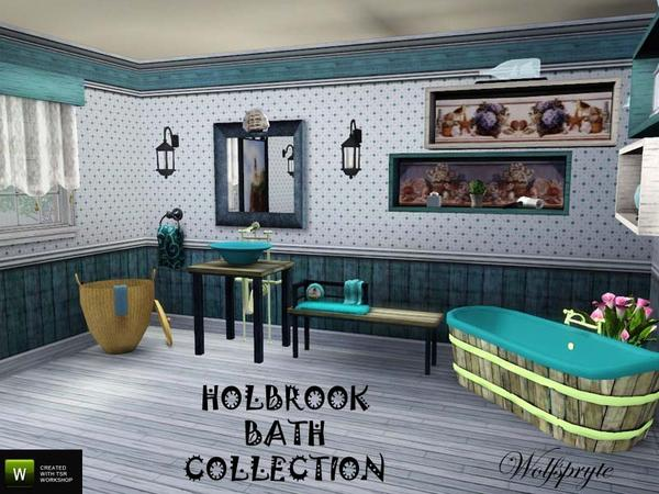 Holbrook Bath Collection TSRAA by wolfspryte