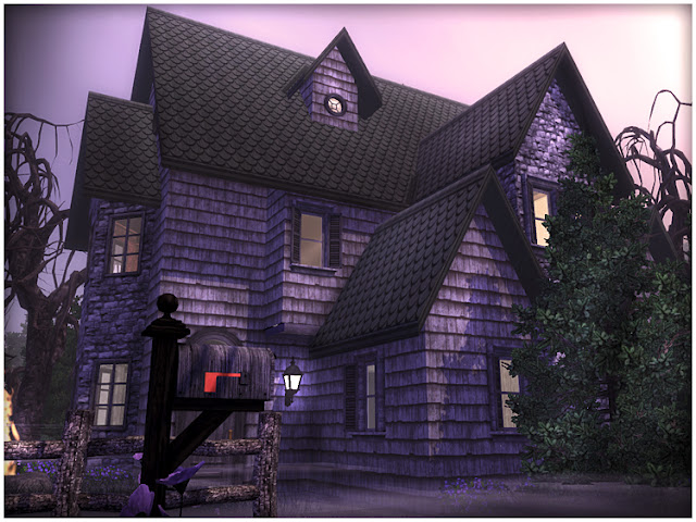 Haunted House by Latoya