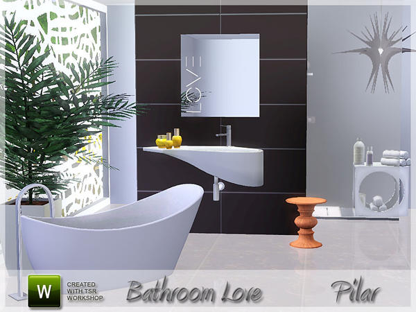 Bathroom Love by Pilar