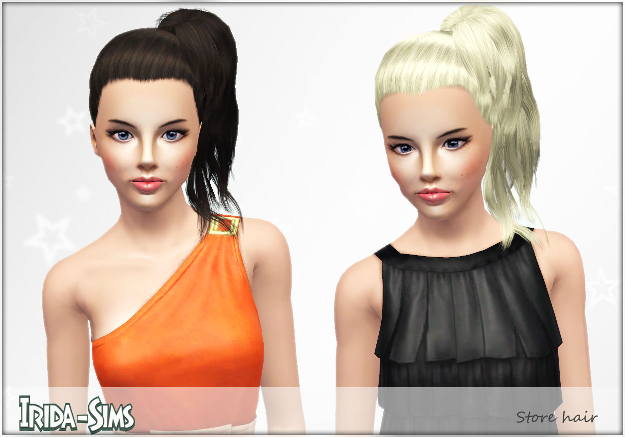 hair 12 by Irida