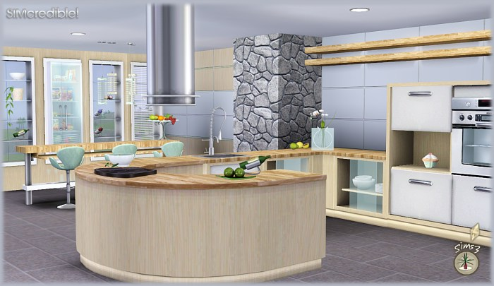 AUDACIS Kitchen by SIMcredible