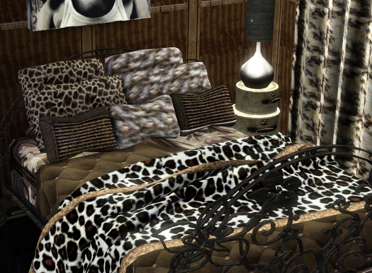 Nice fur patterns by Levitas