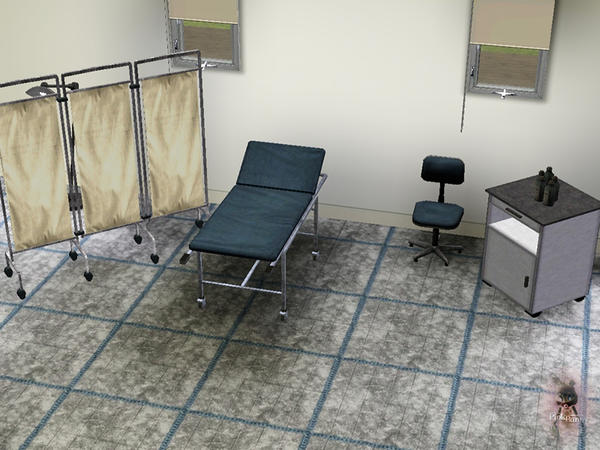 Hollows End Hospital Set by Symphonie1213