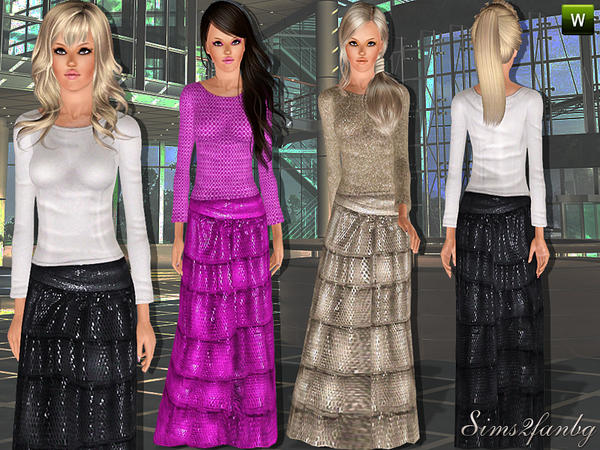 282 Formal set by sims2fanbg
