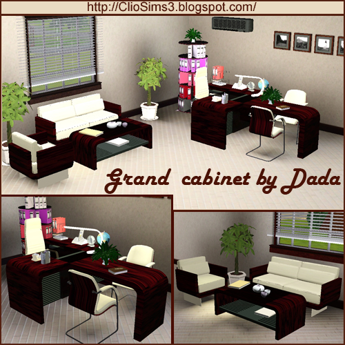 Grand cabinet by Dada