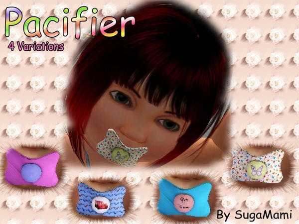 Pacifier By sugamami