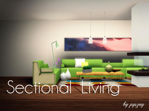 Sectional Living by pyszny16