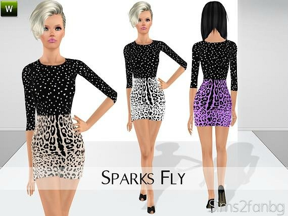 Sparks Fly by sims2fanbg