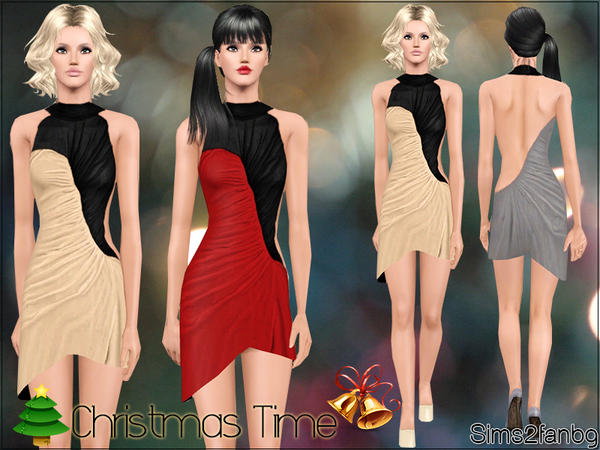 Christmas Time by sims2fanbg
