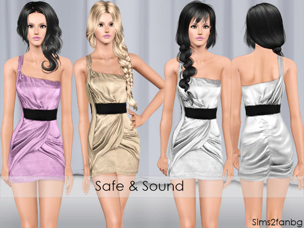 Safe & Sound by sims2fanbg