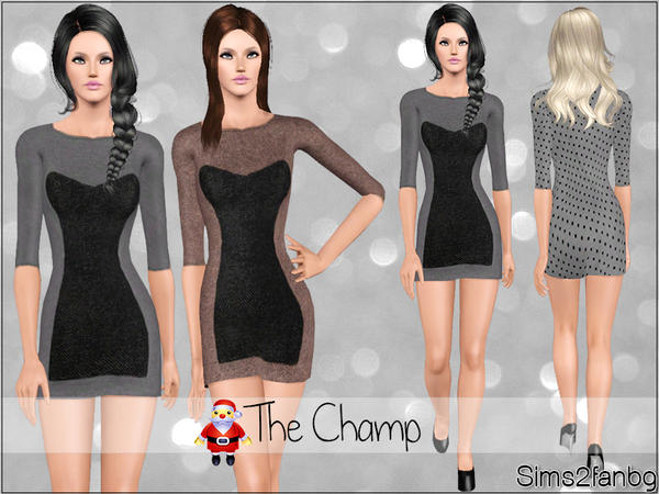 The Champ by sims2fanbg