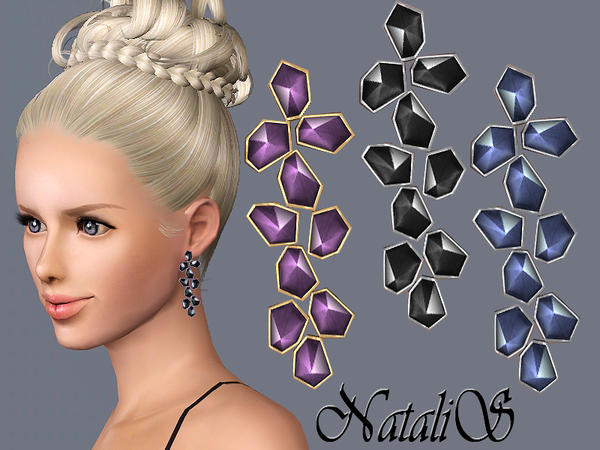 Cascade Crystal set by NataliS