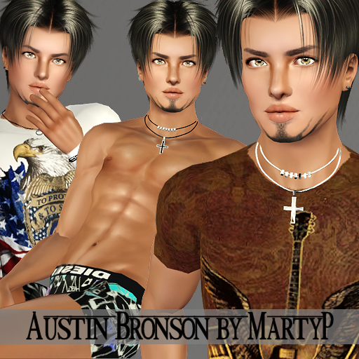 Austin Bronson by MartyP
