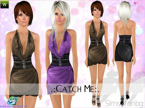Catch Me by Sims2fanbg