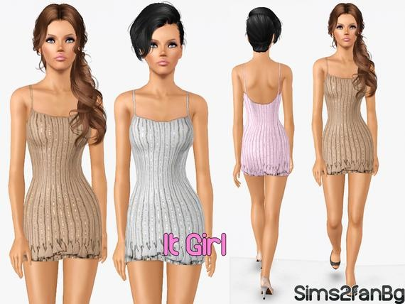 It Girl by Sims2fanbg