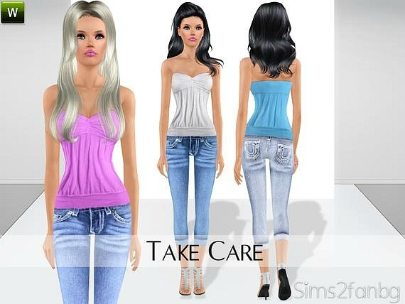 Take Care by Sims2fanbg