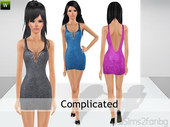 Complicated by Sims2fanbg