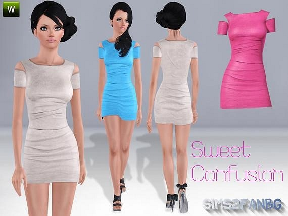 Sweet Confusion by Sims2fanbg