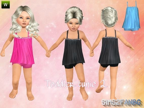 Toddler tunic 2 by Sims2fanbg