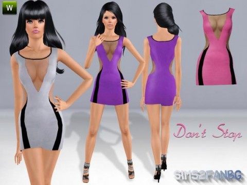 Don't Stop baby By sims2fanbg
