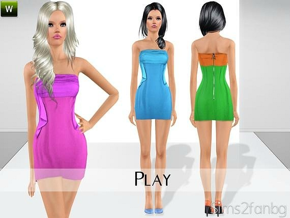 Play by Sims2fanbg