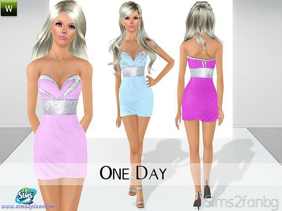 One Day by Sims2fanbg