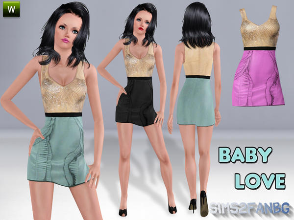 Baby Love by Sims2fanbg