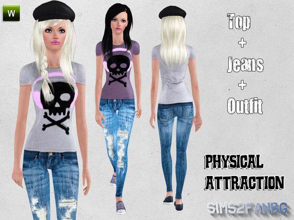 Physical Attraction by Sims2fanbg
