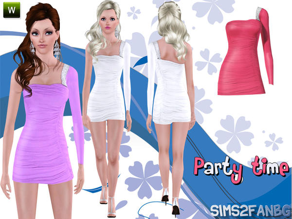 Party time by Sims2fanbg